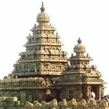 stone temple at Mamallapuram (anonymous image)